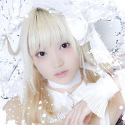 Mashiro of Japanese yami-kawaii idolcore group Zenbu Kimi no Sei Da
