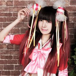 Shiorin a la Mode from Japanese idol metal group Lyric Holic
