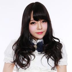 Sonozaki Arisa of Japanese progressive metal idol group Mugen Regina