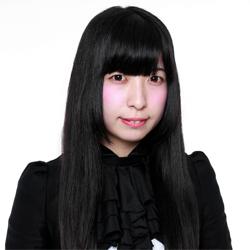 Suzuki Ayame, leader of Japanese progressive metal idol group Mugen Regina