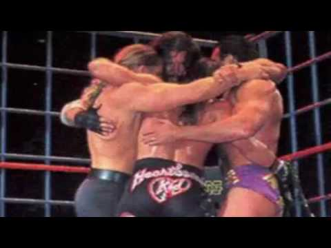The Kliq performs their Curtain Call at Madison Square Garden