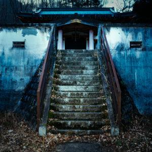 Cover art for NECRONOMIDOL album DEATHLESS